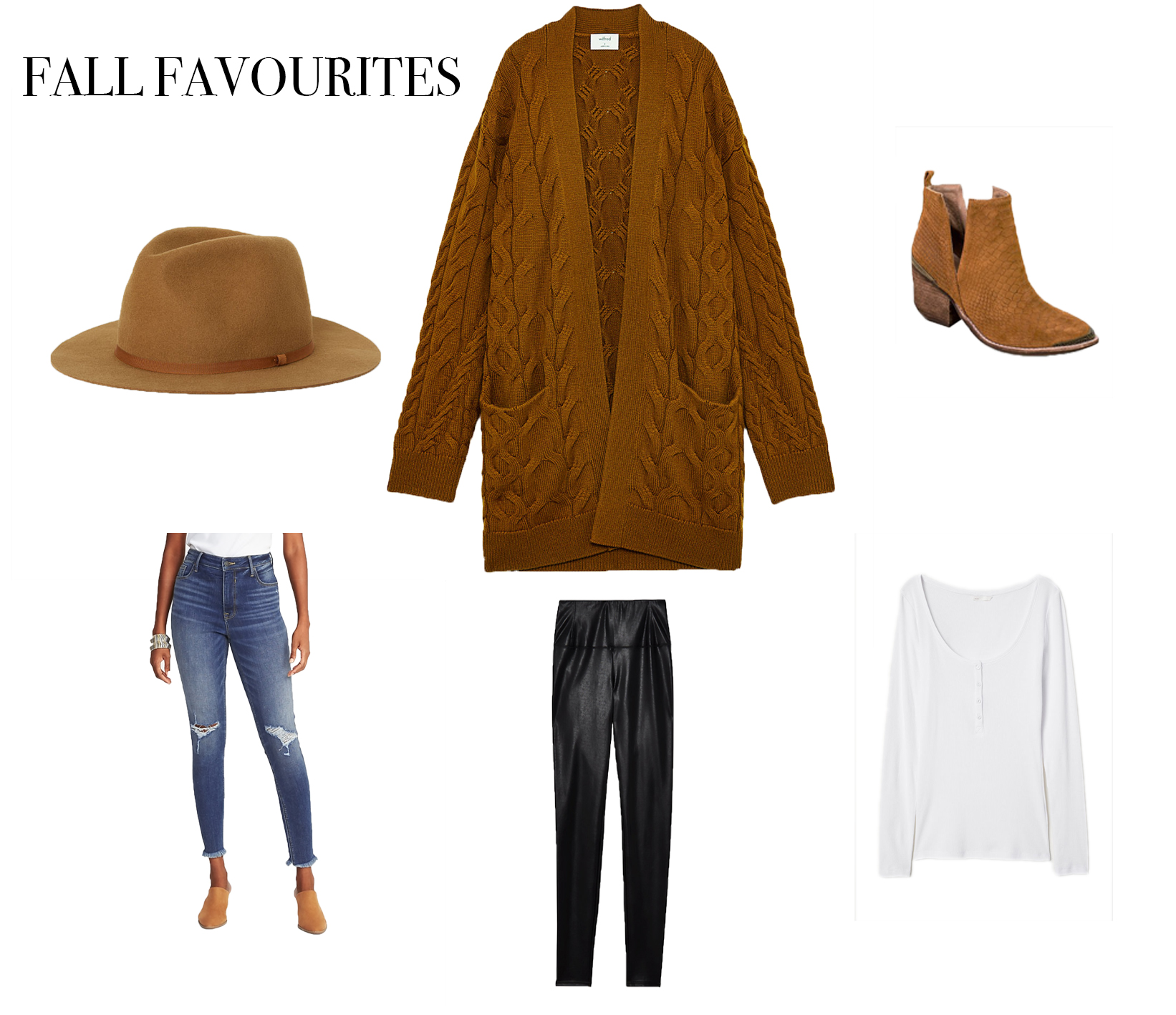 My Fall Must Have's