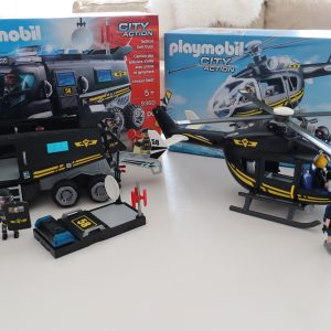 Playmobil Police Tactical Unit Review